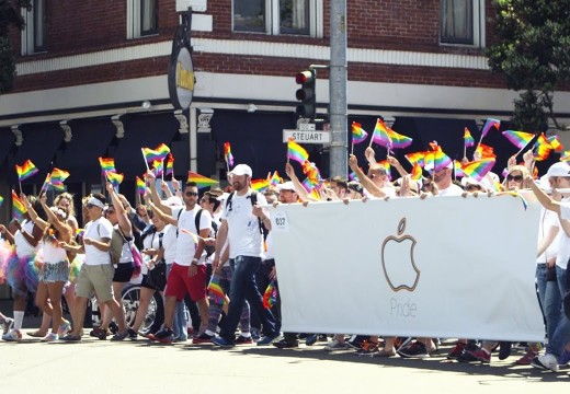 Apple celebrates Pride