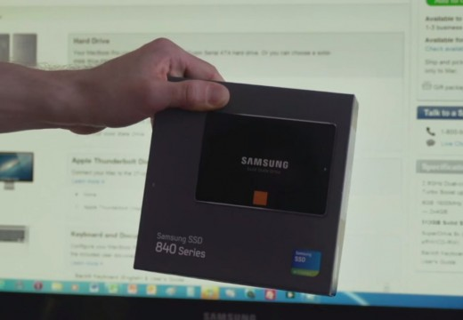Linus Samsung SSD Commercial